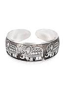 www.misstella.com - Bohemian cuff bracelet 19cm - J07592