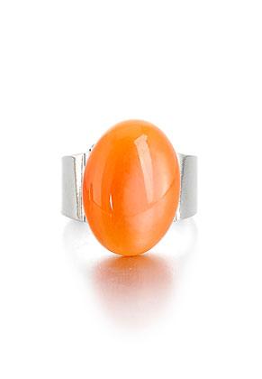 www.misstella.nl - Ring met natuursteen Agate >= Ø 18mm