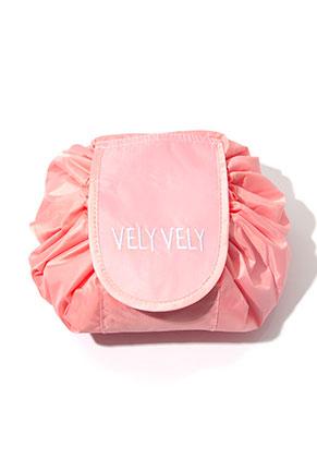 www.misstella.nl - Vely vely make-uptasje/ toilettas 25x18cm
