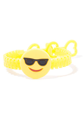 www.misstella.com - Bracelet with emoji
