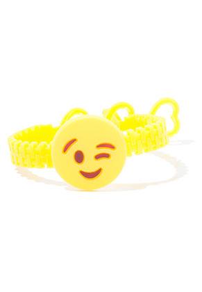 www.misstella.nl - Armband met emoji