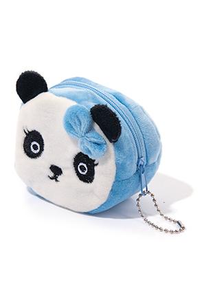 www.misstella.fr - Portemonnaie ours panda 8x7x5cm