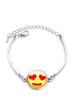 www.misstella.com - Bracelet with emoji 18-21cm