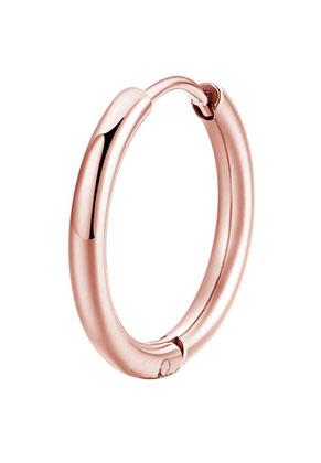 www.misstella.com - Stainless steel hoop earring (1 piece!) 20x2mm