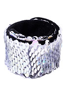 www.misstella.com - Bracelet with reversible sequins - J08316