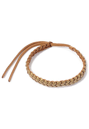 www.misstella.com - Imitation leather anti mosquito bracelet 18-28cm