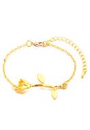 www.misstella.fr - Bracelet avec rose 19-25cm - J08597