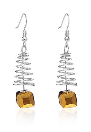 www.misstella.fr - Boucles d'oreilles avec arbre 57x13mm