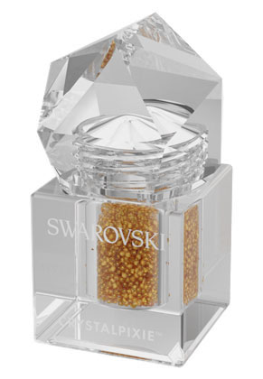 www.misstella.de - SWAROVSKI ELEMENTS Nailart CRYSTALPIXIE Petite 2G Gorgeous Gold