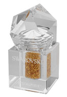 www.misstella.es - SWAROVSKI ELEMENTS nail art CRYSTALPIXIE Petite 2G Gorgeous Gold - SW3211