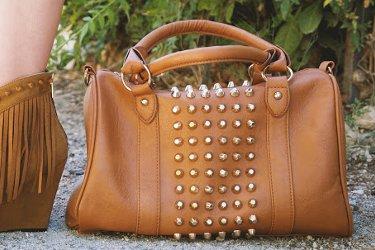 Amoureusement Mode Blog sur un sac à main Misstella