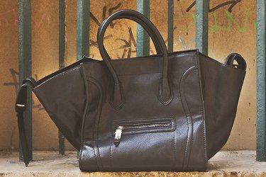 Le blog des 5 filles sur un sac noir et pratique
