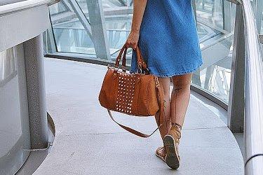 Amoureusement Mode sur sac en bandoulière