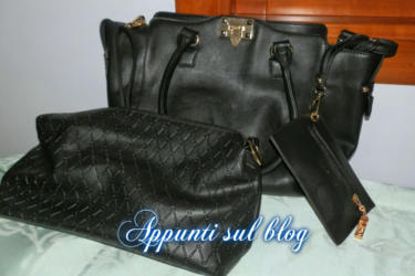 Appunti sul blog about set of 3 bags