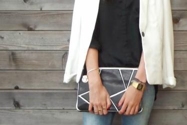 Camille Blog Mode sur un de nos sacs
