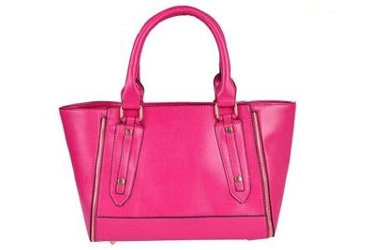 GAYA blog sur notre sac bandoulière rose