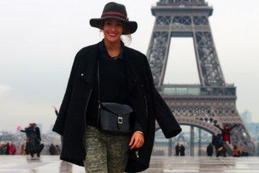 Encore un article de LA REVUE DE KENZA avec un sac bandoulière de Misstella !