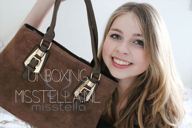 Lovely Photography over Misstella handtas