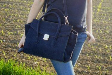 LES SECRETS DE MARY sur un sac Misstella