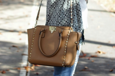 Pretty Tiny Things about a fantastic bag with studs